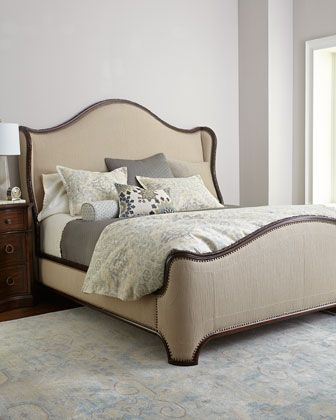 Laine Bedroom Furniture at Horchow.