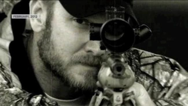The Devil of Ramadi... Chris Kyle. God Bless You Brother. Thank you!
