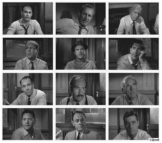 12 Angry Men Characters 1997