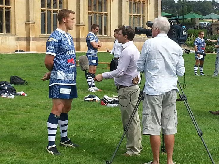 Bristol Rugby - The players giving their opinions on the kit and the season ahead!