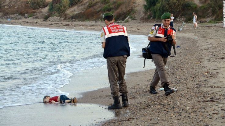 Excellent article on the refugee crisis