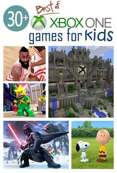 What are the best Xbox One Games For Kids? Become the coolest parent with 30+ picks.