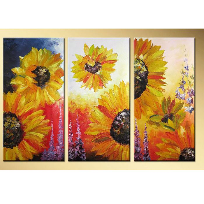 Sunflower Kitchen Decor Online Get Cheap Sunflower Kitchen Decor Aliexpress Com