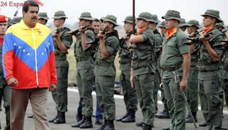 Un muerto tras la fuga de nueve militares venezolanos presos por conspiración