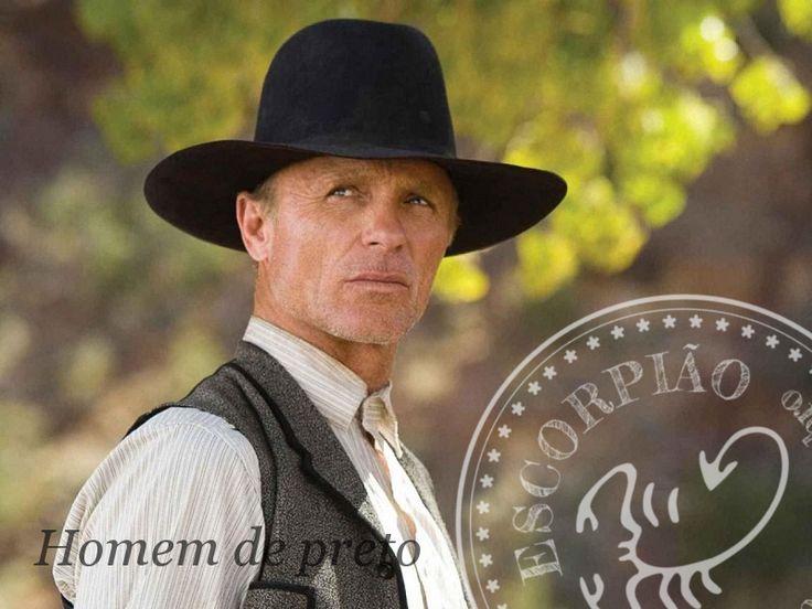 Homem de Preto - Escorpião #Westworld