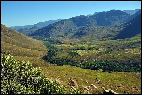 Nieuwoudts Pass, Cederberg - Mountain Passes South Africa