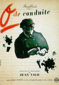 """""""Zéro de conduite"""", comedy short-film by Jean Vigo (France, 1933)"""