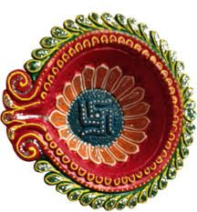 diwali diya decoration - Google Search