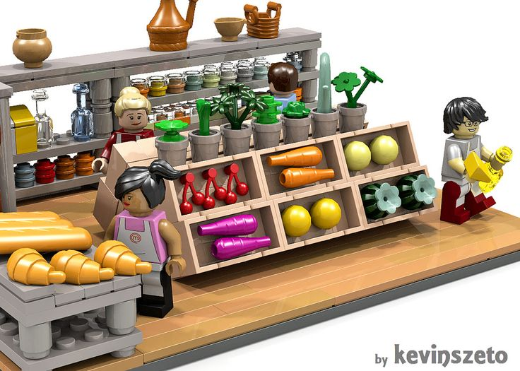 pantry2 | Click here to support this original LEGO creation … | Flickr