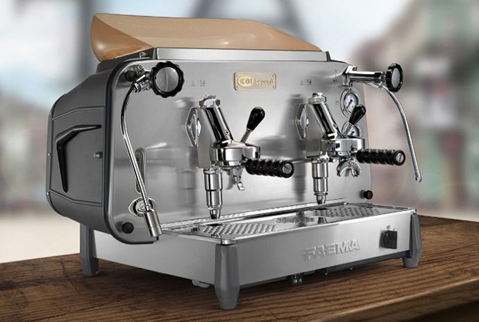 E61 Limited Edition - traditional espresso machines | Faema