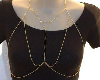 33cb06dc0e5e1 Shoulder Jewelry – Etsy