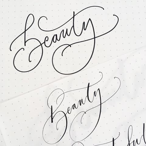 130 best QUILL | MODERN CALLIGRAPHY images on PinterestQuill And Ink Font Free
