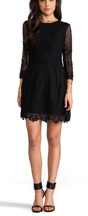 little black dress http://rstyle.me/n/jctmwn2bn