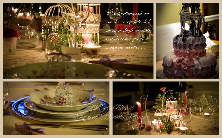 Allestimenti ... Wedding e Party Planner Catania Melania Millesi http://www.melaniamillesi.it/