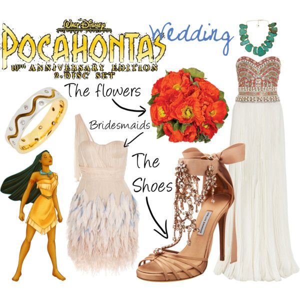 A fashion look from February 2012 featuring Marchesa gowns, Matthew Williamson dresses and Tabitha Simmons sandals. Browse and shop related looks.