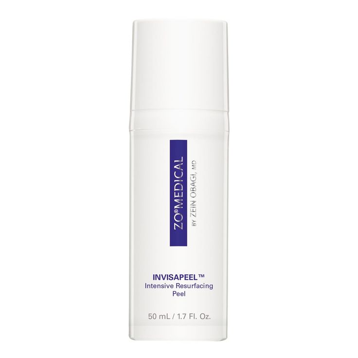 Intensive Resurfacing Peel  This formulation uses an enzymatic process to renew the epidermis, leaving skin noticeably smoother, firmer and brighter.