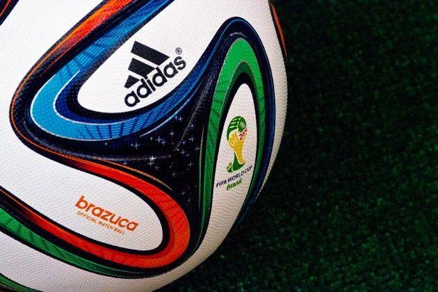 Bola Oficial da Copa 2014 pela Adidas #worldcup2014 #brazuca