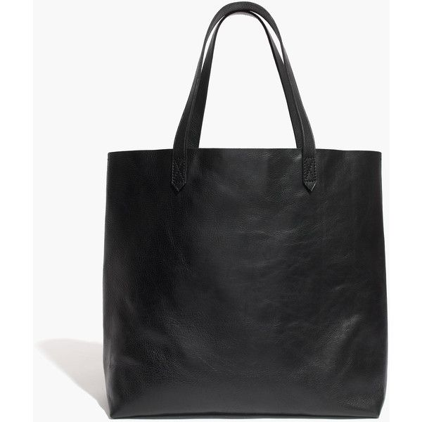 J.Crew The Madewell Transport Tote ($220) ❤ liked on Polyvore featuring bags, handbags, tote bags, tan leather handbags, tote handbags, leather handbag tote, leather handbags and j crew tote