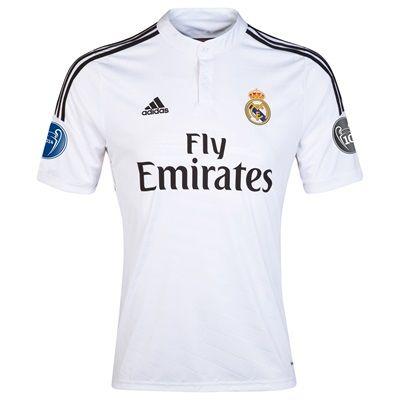 Real Madrid UEFA Champions League Home Shirt 2014/15