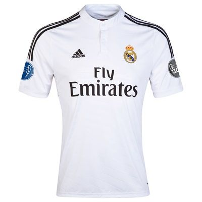 Real Madrid UEFA Champions League Home Shirt 2014/15