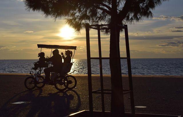 Haris Karagkounidis: Thessaloniki-Sunset