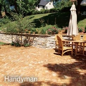 How to build retaining walls