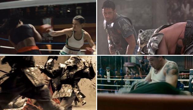 12 Great Fight Scenes