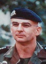 76e Le Colonel Christian Lépinette, chef de corps du 2e Régiment de Hussards 1999-2001