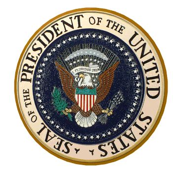 The presidential seal developed by custom over a long period before being defined in law, and its early history remains obscure.The use of presidential seals goes back to at least 1850, and probably much earlier. The basic design of today. seal originated with Rutherford B. Hayes, who was the first to use the seal on White House invitations in 1877. The only changes since were in 1959 and 1960, which added 49th and 50th stars to the circle following the admissions of Alaska and Hawaii as…