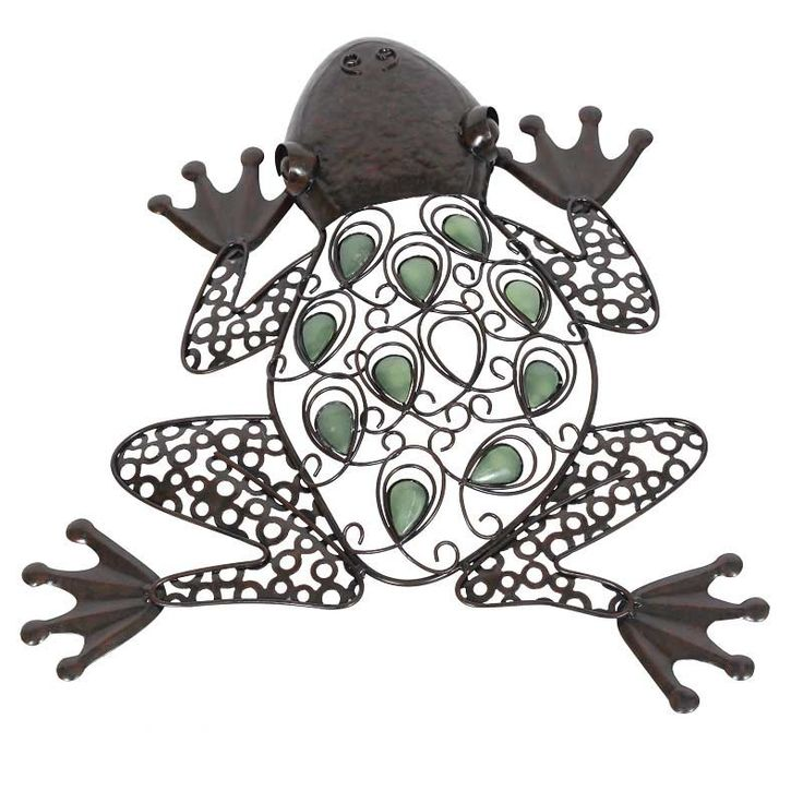 Buy La Hacienda GlowInTheDark Frog Wall Art at Guaranteed Cheapest Prices with Rapid Delivery available now at Greenfingers.com, the UK's #1 Online Garden Centre.