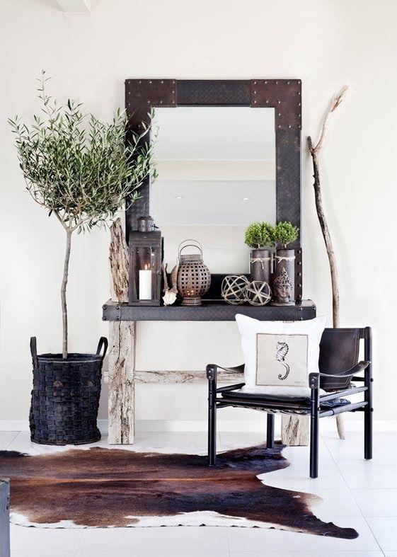 South African living design inspiration.