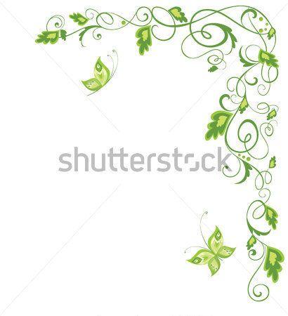 green filigree pattern - Google keresés