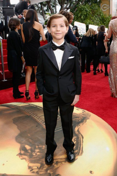 Jacob Tremblay at event of 73rd Golden Globe Awards (2016)