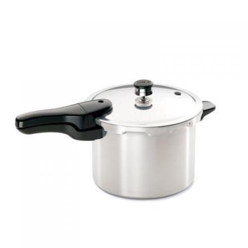 6 Qt Aluminum Pressure Cooker canning healthy