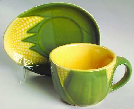 Appalachian Antiques: Shawnee Pottery Corn Collectibles