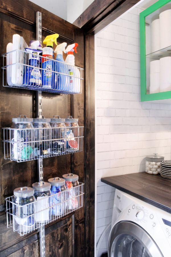 15 Ways To Maximize Storage With Over The Door Organizers