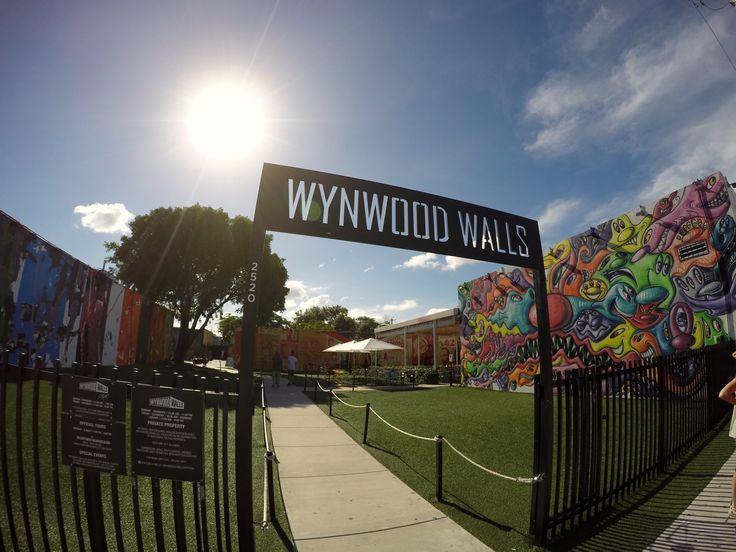 Miami, Wynwood Walls