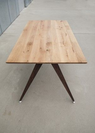 The Rank Dining Table by Roon & Rahn