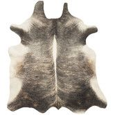 Found it at Wayfair.co.uk - Cow Hide Oscar Grey Rug