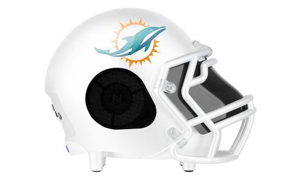 NFL Miami Dolphins Bluetooth Speaker
