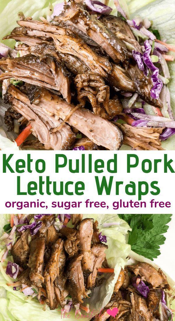 Super einfach und lecker Keto Pulled Pork