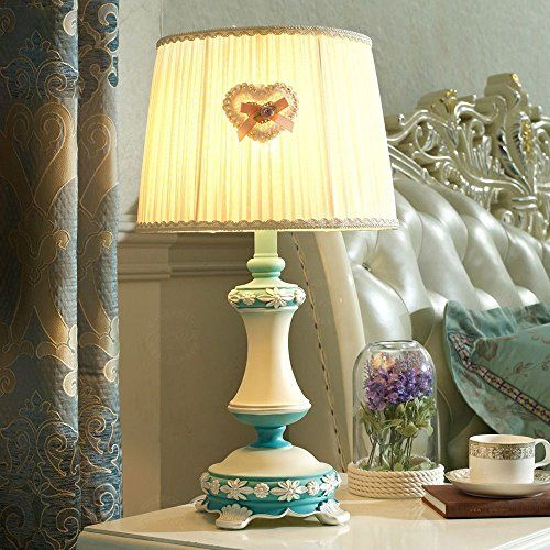 Creative Cloth Bedroom Desk Lamp Mediterranean Girls Room... https://www.amazon.ca/dp/B01KWNDUOC/ref=cm_sw_r_pi_dp_x_Xv-dzb57CMMM7
