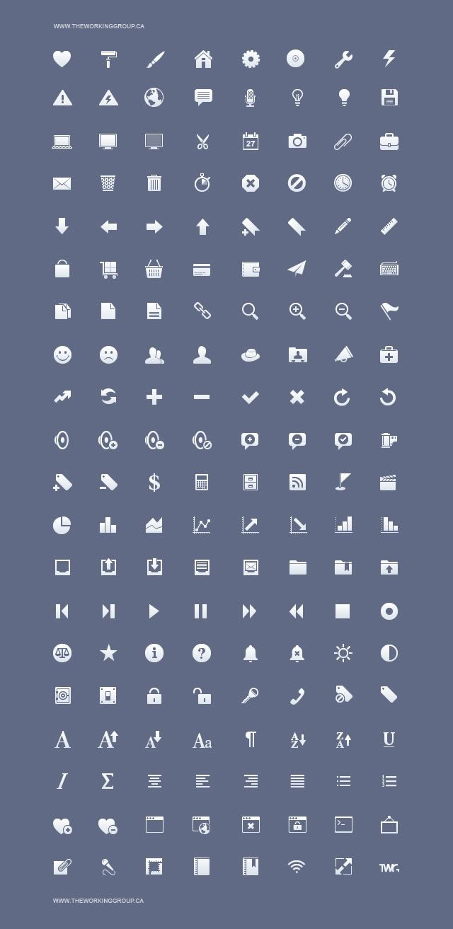 Mobile Icon Sets (more than just this one) http://speckyboy.com/2010/03/08/14-free-mobile-app-development-icon-sets/