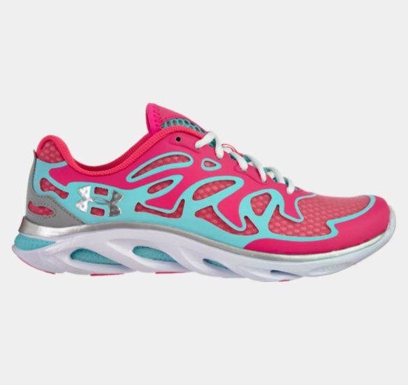 Women's UA Micro G® Spine Evo Running Shoe | #UAWishList @Joann Matthews Armour Women