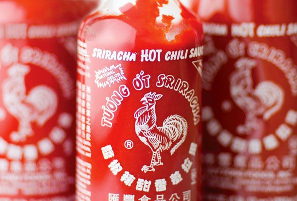 Homemade Sriracha from Leite's Culinaria #LeitesCulinaria and #LCHolidayTable