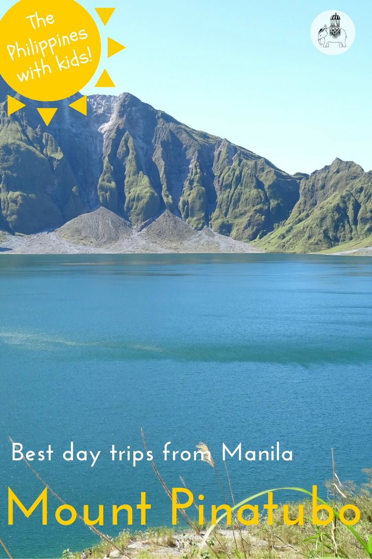 The Best Day Trips from Manila: How to Hike Mount Pinatubo