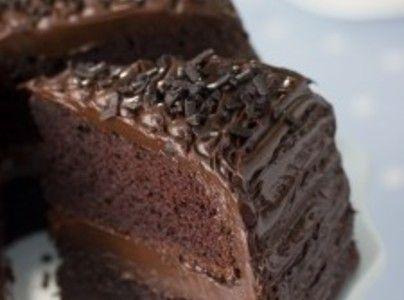 Beyond chocolate cake... ÜBER SCHOKOLADENKUCHEN