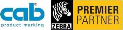 Etikettendrucker für jeden Einsatz von Zebra und cab.
