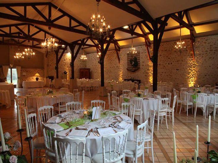 LA BERGERIE - DOMAINE DE BRUNEL à AINCOURT (95510) : Location de salle de mariage salle de reception - 1001Salles