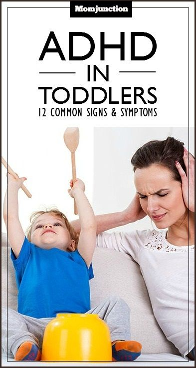 ADHD In Toddlers: One such feeling that parents, especially a new parent may have, is the worry if your child is showing signs of ADHD. #parenting